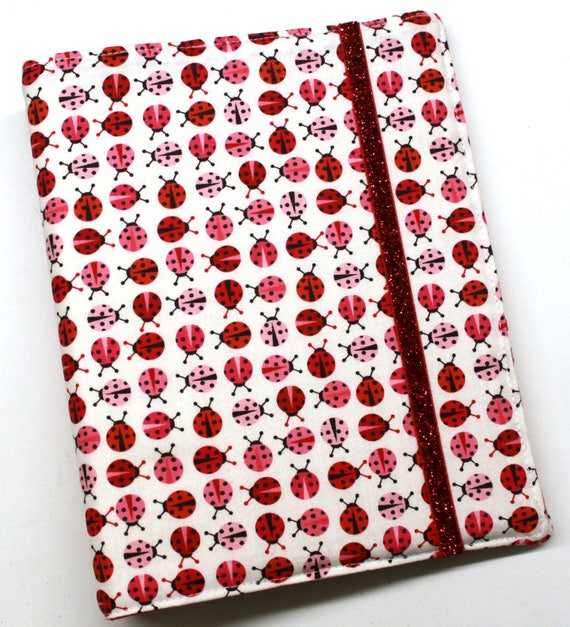 Ladybugs WIP Tracker Cover and Binder