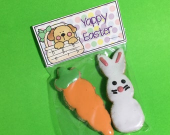 Dog easter basket etsy homemade peanut butter easter dog treats for medium to large dogs made in the usa negle Images