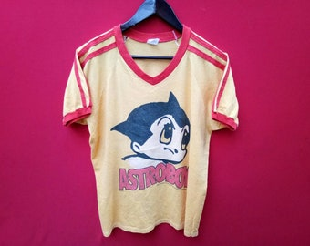 vintage astro boy anime cartoon large mens size