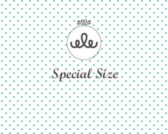 Special Size add on for Handmade Shoes