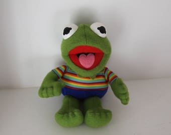 Kermit the Frog stuffed toy