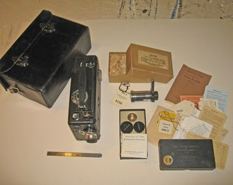 Cine Kodak Model B 16mm Movie Camera