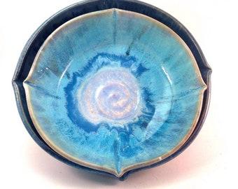 Ceramic Bowl Set, Pottery Bowl set, Serving Dish