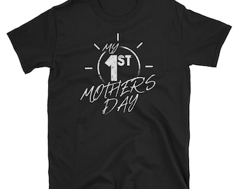 Special Needs Mom Shirt Mothers Day My First Mothers Day