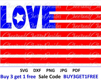 USA flag SVG American flag Silhouette 4th of July vector 4th of July svg Independence day SVG file Fourth of july cut file Patriotic Cricut