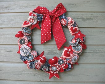 Country Garland - Pattern