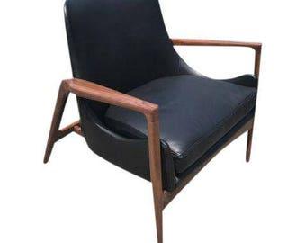Kofod Larsen Seal Style Lounge Chair