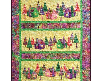 Happy Homecoming Quilt Pattern