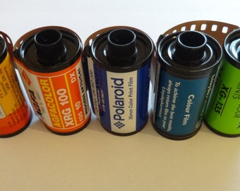 19 Expired 35mm camera films to choose from 1987-2008 lomo lomography film