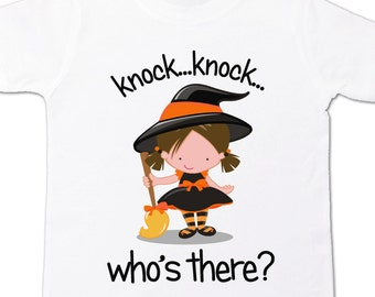 Halloween big sister shirt- witch Pregnancy Announcement Front/Back Big sister to be