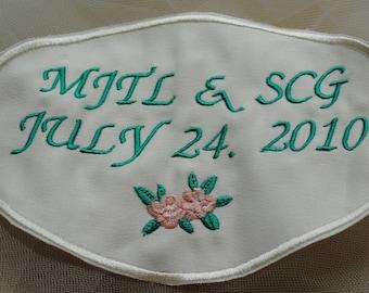 Hochzeit Kleid Label