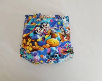Disney Christmas Diaper