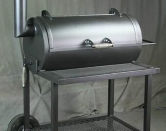 BBQ Pit - Heavy Duty BBQ Pit - Texas BBQ Pit - Barbecue Grill - Barbeque Pit - Grill - Barbecue Pit - Texas Pit - Texas Pit