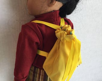 """Backpack for 18"""" dolls such as American girl"""