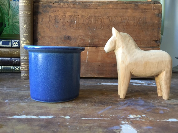 Stig lindberg /Jars/Mustard Pot / Mustard Jar/ Pottery/ Gustavsberg /Sweden /Scandinavian Design /Apoteken /kitchen storage