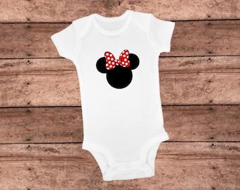 Onesie - Minnie Mouse