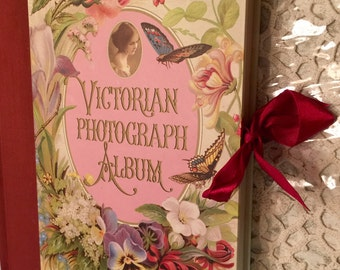 Victorian Photograph Album