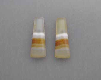Honey Onyx Pair