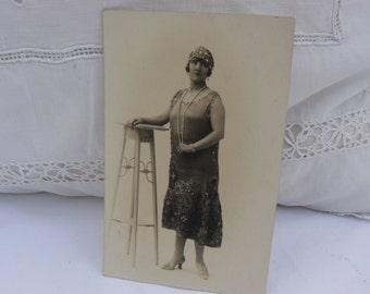 postcard old year 20