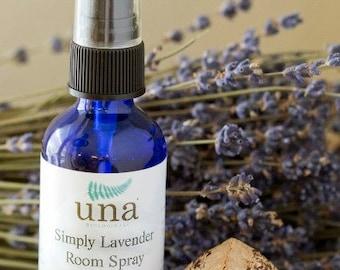 All Natural Lavender Room Spray