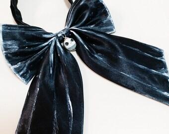 Wood Bow Tie Series - Jack Skellington (The Nightmare Before Christmas)