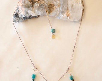 Pyrite Necklace #67