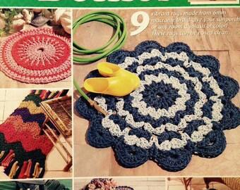 PORCH DOILIES - Crochet Pattern Book