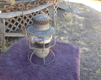 Southern Pacific Railroad Lantern.
