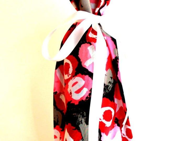 WINE GIFT BAG ~ Love ~ Sack ~ Tote ~ Bell Art Designs WB85