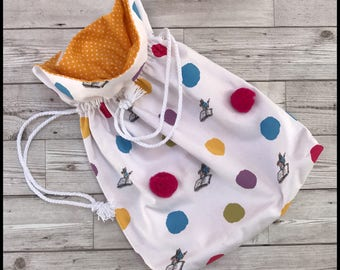Roald Dahl Matilda Drawstring Kit Shoe Bag