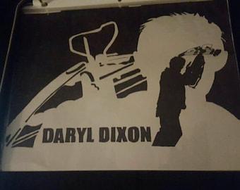 Minimalist Daryl Dixon