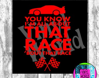 All About That Race, svg Cut File, Cricut cut file, Silhouette cut file, DXF, EPS, pdf, png, jpeg, studio, Racing Cars, Checkered Flag