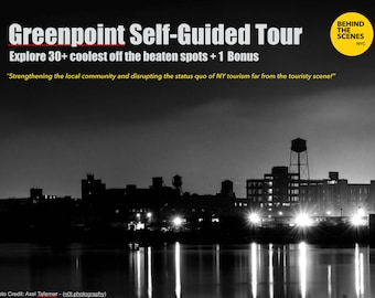 Greenpoint Self-Guided Tour (Brooklyn, NY)