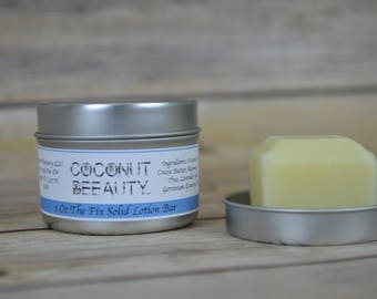 All Natural Lotion Bar-  Pick your Scent!