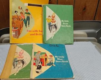 Ginn Pre-Primer Books-4 books