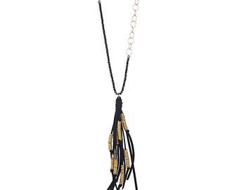 Telluride Tassel Chain Necklace