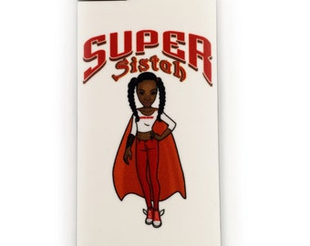 Super Sistah IPHONE 6 & IPHONE 6 PLUS hard cellie case