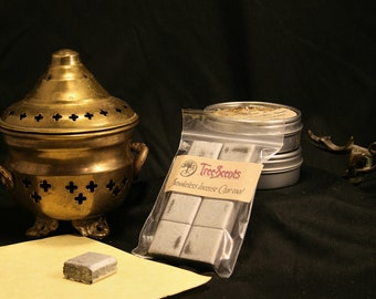 Incense Charcoal - Treescents - Odorless, Smokeless