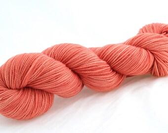 Potential Energy - Thesis, Hand Dyed Superwash Merino Cashmere Nylon (MCN) Sock Yarn