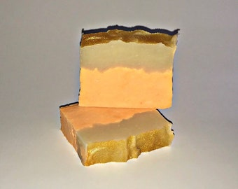 Gardenia handmade soap - handcrafted with quality ingredients including shea butter