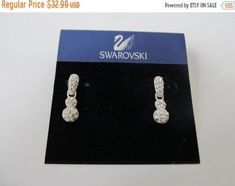 ON SALE SWAROVSKI Crystal Dangle Earrings Item K # 341