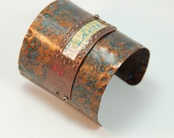 T'Adore Copper Cuff