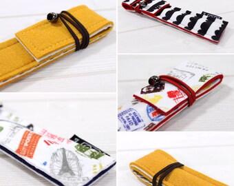 Apple Pencil holder, Apple Pencil case, Apple Pencil sleeve, pencil case, Apple Pencil pouch, case for Apple Pencil, gift, Apple pencil