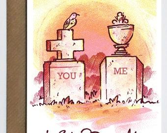 Till Death - card