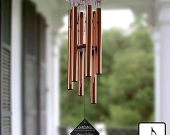 Personalized Memorial Wind Chime