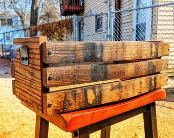 Bourbon and Beer Barrel Tote