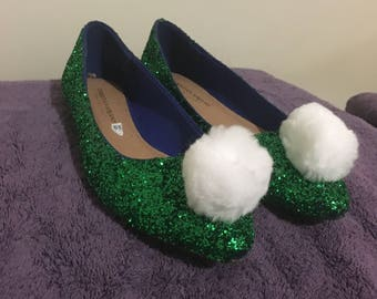 Tinkerbell Fairy Shoes