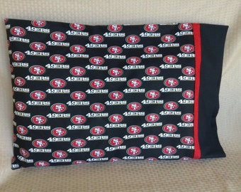 San Francisco 49'er Standard Pillowcase