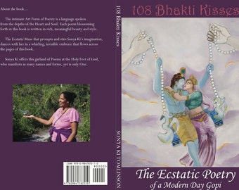 Sathya Sai Baba. 108 Bhakti Kisses, Ecstatic Poetry.
