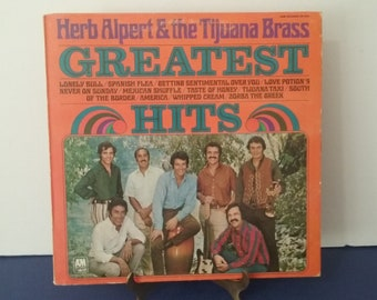 Herb Alpert & The Tijuana Brass - Greatest Hits - Circa 1970